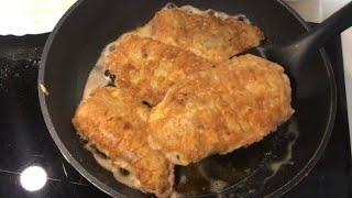 Как правильно жарить рыбу . Рецепт рыбы