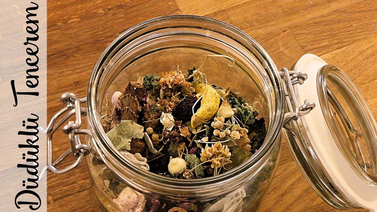 Sağlıklı Kış Çayları