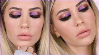 MARVYCORN PALETTE Makeup Look | MRS BELLA