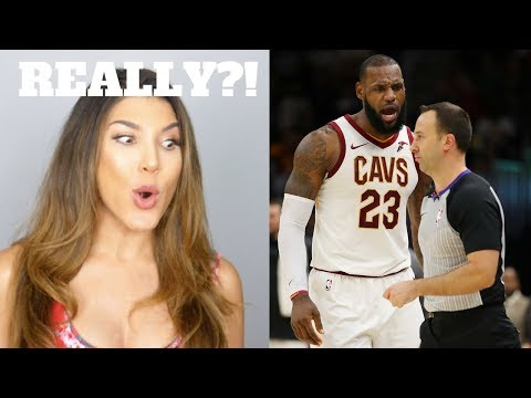 THE REAL REASON LEBRON JAMES WAS EJECTED!