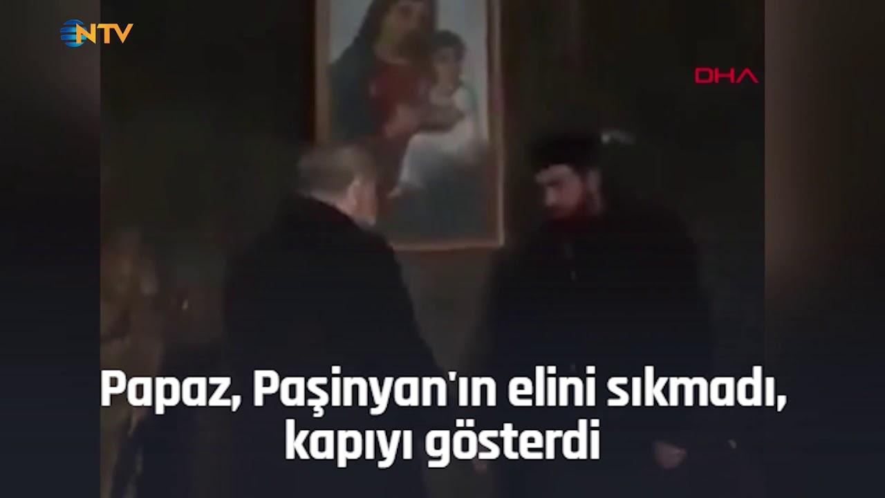 Azerbaycan Cumhurbaşkanı İlham Aliyev: ''Ne oldu Paşinyan?''