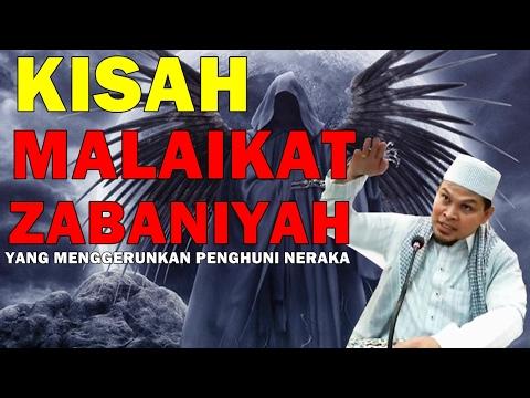 Ustaz Abdullah Khari 2017 - Kisah Malaikat Zabaniyah Yang Sangat MENGGERUNKAN Penghuni Neraka