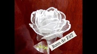 Repeat youtube video Rosas de Pet Botella de plástico reciclaje ROSES made of recycled plastic bottle