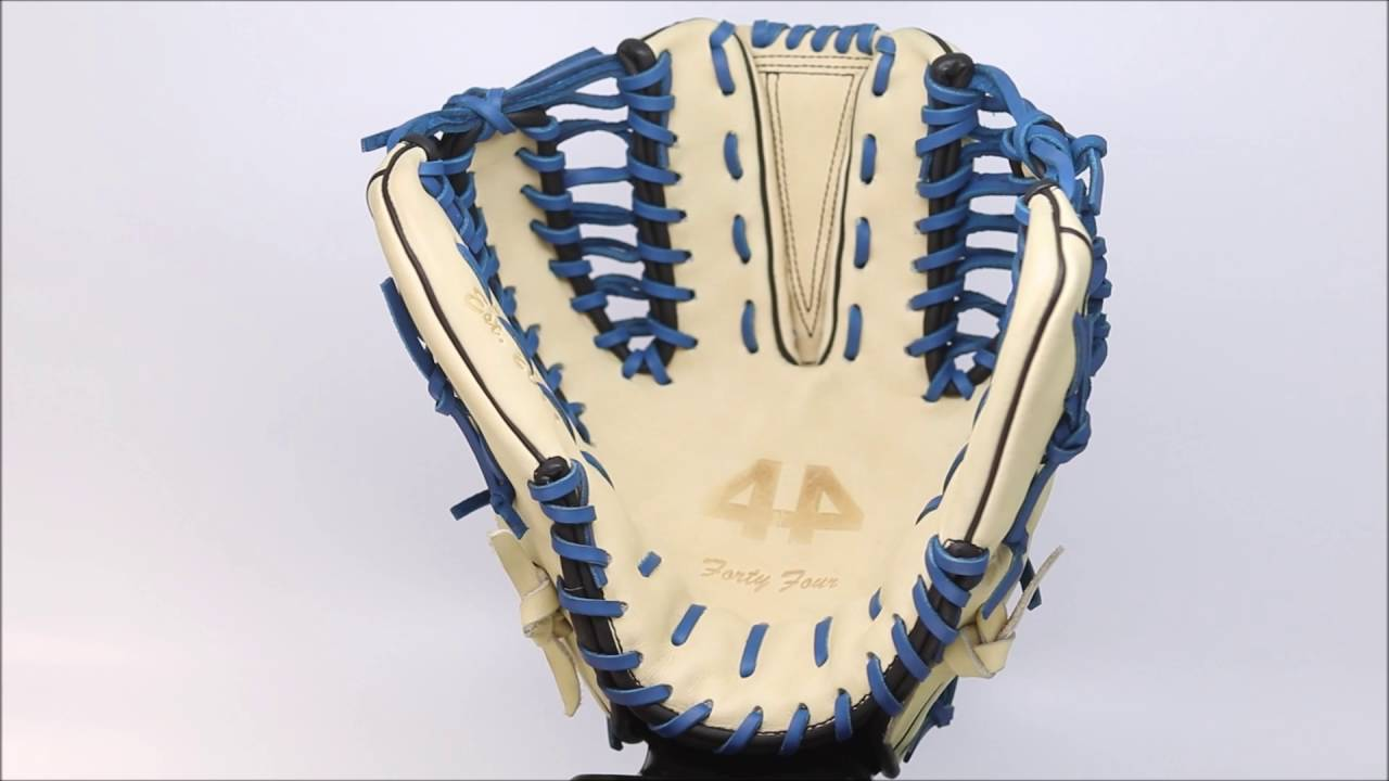 custom pitching gloves