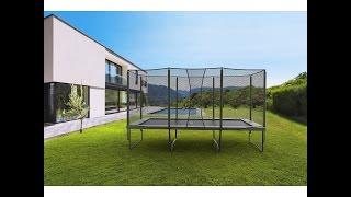 WE BOUGHT THE WORLDS BOUNCIEST TRAMPOLINE