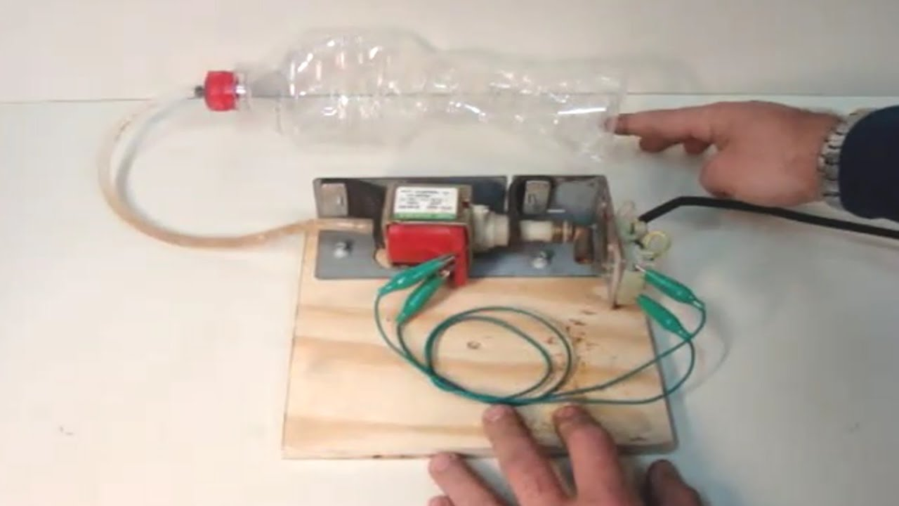 vibration pump conversion to make a vacuum pump diy youtube rh youtube com Ulka Ep.5 Pump Model E-Type Ulka Ep.5 Pump Model E-Type