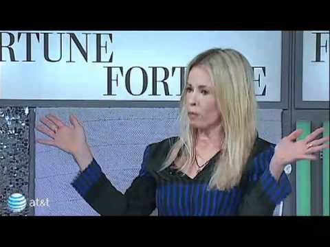 Chelsea Handler on tough negotiating