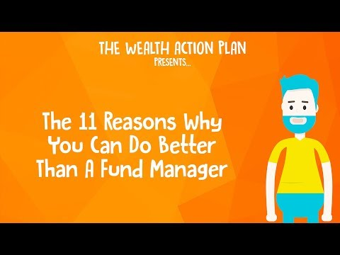 11 Reasons Why You Can Do Better Than A Fund Manager!