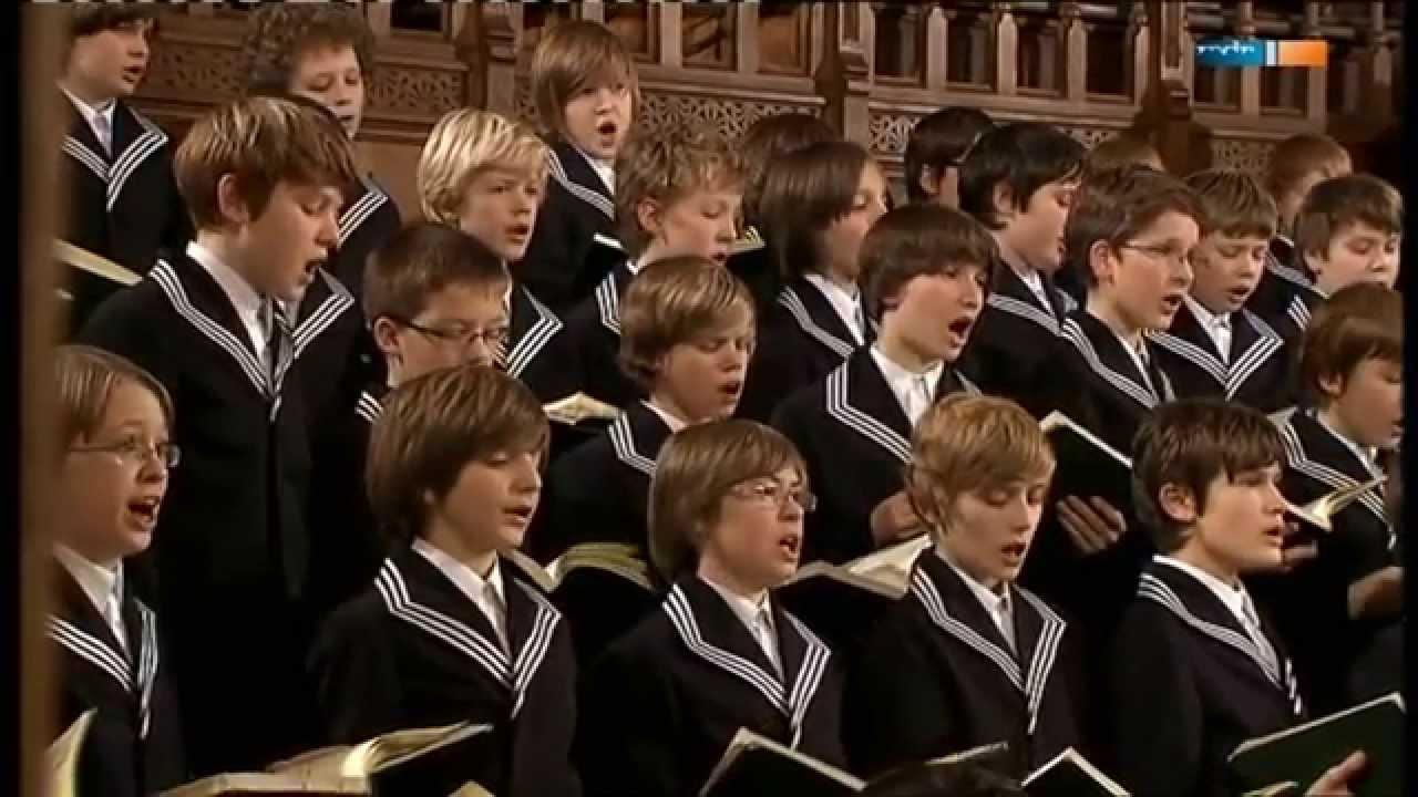 Thomanerchor Weihnachtsoratorium