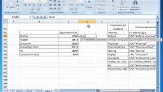 ВПР(Как использовать функцию ВПР в Excel. Новые видео на канале focusexcel http://www.youtube.com/channel/UCnxgzUqtFmsPp4pw1wIVM7g., 2011-11-17T18:30:30.000Z)