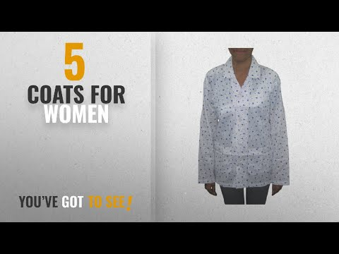 Top 10 Coats For Women [2018]: Suncoat- Dust Pollution Protection Driving Traveling Coat Long