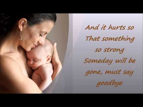 Goodbye (The Saddest Word)