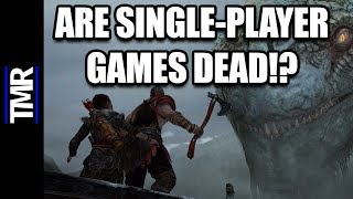 Are Single-Player Games Dead? | Gaming Podcast