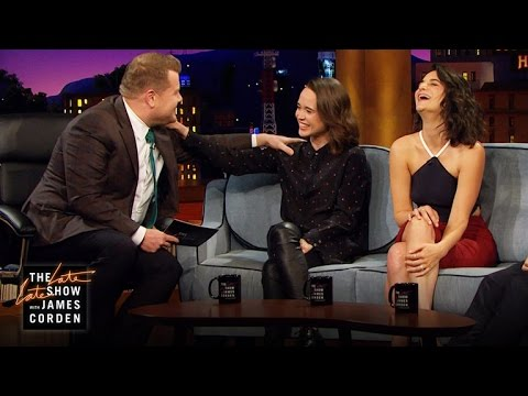 Ellen Page & Jenny Slate's Awkward Teenage Years