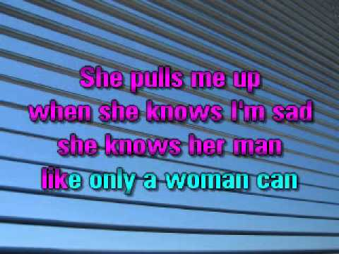 Like Only A Woman Can - Brian McFadden ( Instrumental)