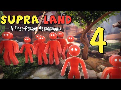 Supraland - Прохождение игры на русском - Святой меч [#4] | PC