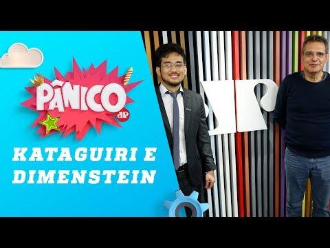 Kim Kataguiri e Gilberto Dimenstein - Pânico - 24/07/18