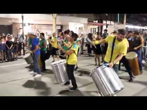 Brazilian Drummers In Melbourne