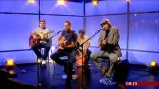 Jack Johnson Radiate Interview BBC Breakfast 2013