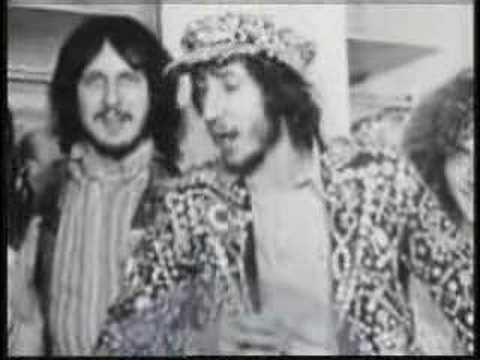 PETE TOWNSHEND 1971 INTERVIEW RARE!