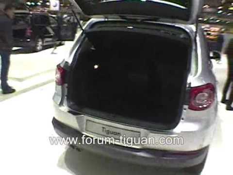 Volkswagen Tiguan Sport & Style - Genève 2008