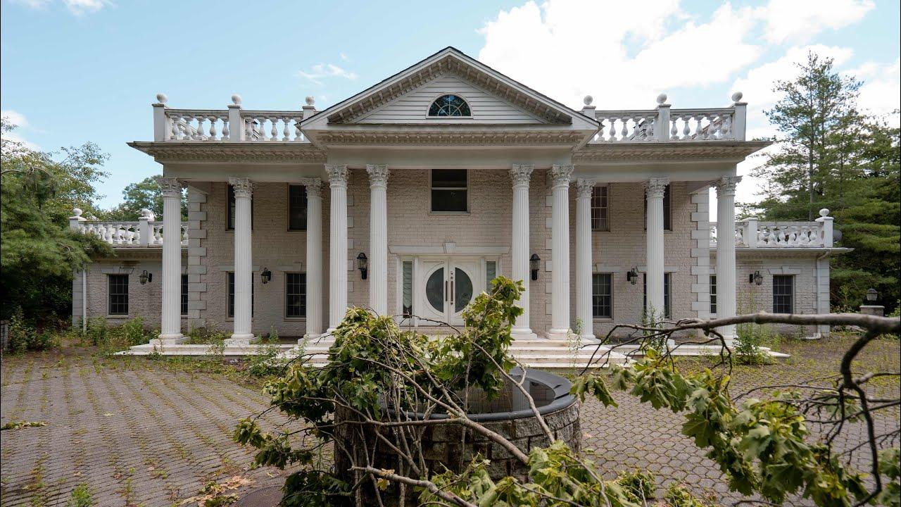 Download Exploring Mafia Boss John Gotti's Abandoned Mansion - Found Secret Room/Guns