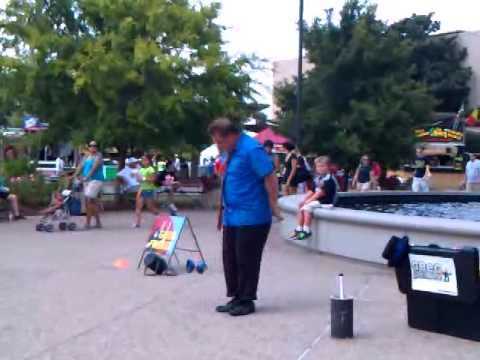 Chinese Yo-yo tricks