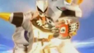 Enter: The Morphing Grid (The COMPLETE (as of 2010) Morphing History of the Power Rangers) Pt. 3.2