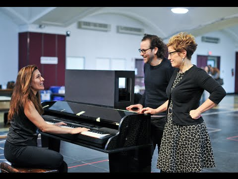 FUN HOME - First Day of Rehearsal for Broadway