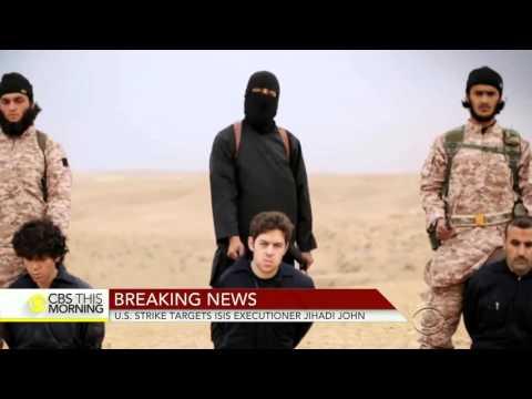 Jihadi John Mohammad Emwazi killed in Drone Strike