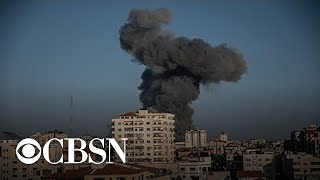 As strikes continue in Israel and Gaza, Sunday was deadliest day yet