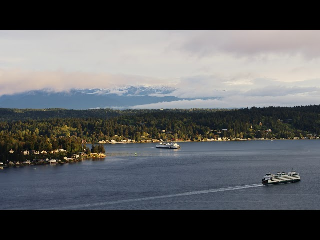 The South End: Bainbridge Island Waterfront Homes