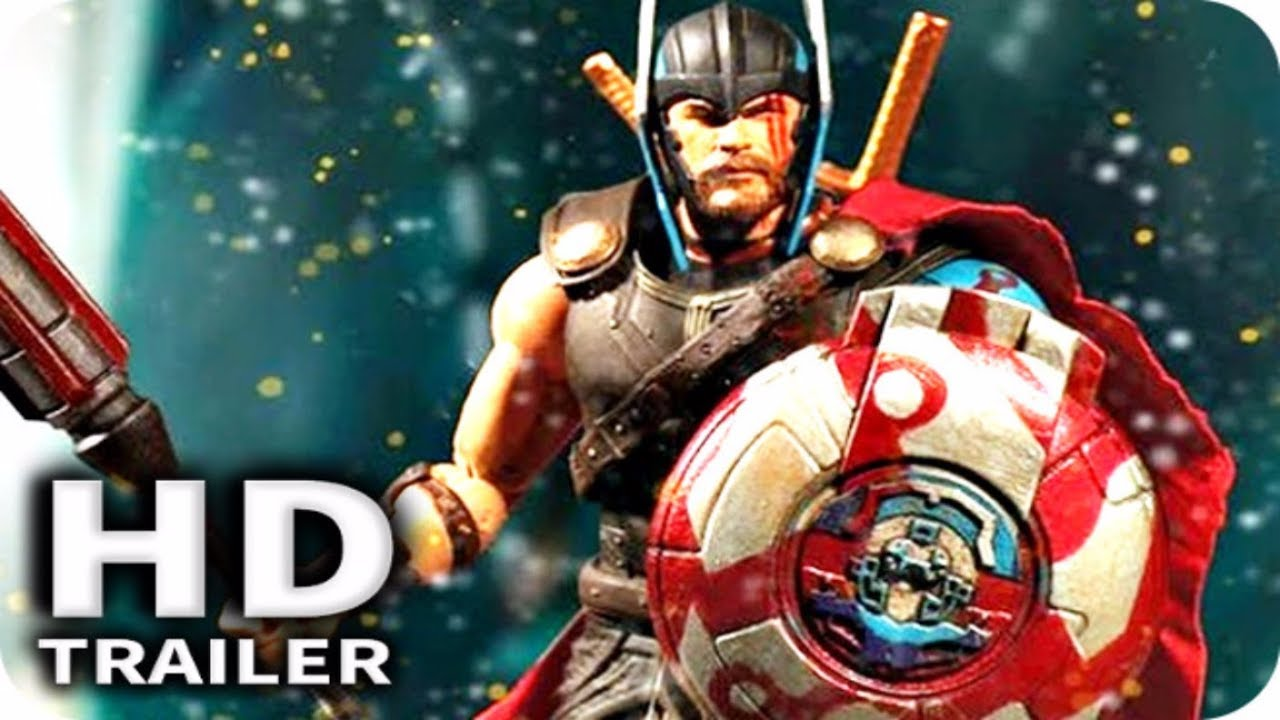 Download THOR RAGNAROK: NEW TV Spot Trailer (2017) + Extended Trailer & Clips, Marvel Superhero Movie HD