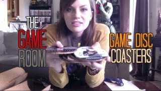 DIY Gaming Coasters - The Game Room, Ep. 1