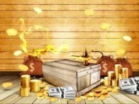 Is this a treasure box desu ka!?!? ((LEVEL-UP))