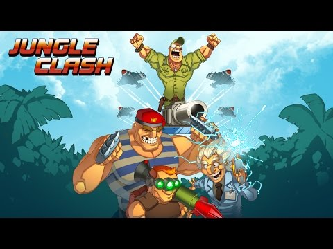 Jungle Clash V1.0.7 Mod Apk For Android [Terbaru]
