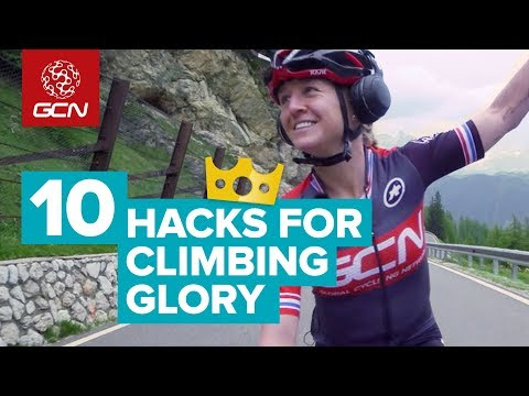 10 Hacks For Faster Climbing   How To Cycle Faster Uphill