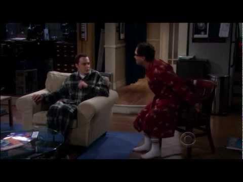 "Sheldon: ""I'm Batman! Shhh!!"" - The Big Bang Theory"
