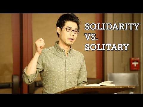 Solidarity vs. Solitary: Hope for Economic Democracy - Aaron Tanaka
