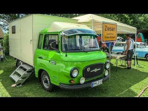 22.07.2017 - Zweitakt- und Ostfahrzeugtreffen Süddeutschland 2017 in Denkendorf