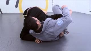 Dillon Danis ensina estrangulamento no Jiu-Jitsu
