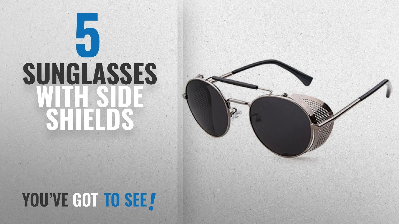 19f3772ebc0 Top 10 Sunglasses With Side Shields   Winter 2018    Flowertree ...
