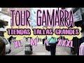 TOUR GAMARRA: Tiendas con Tallas M al XXXL