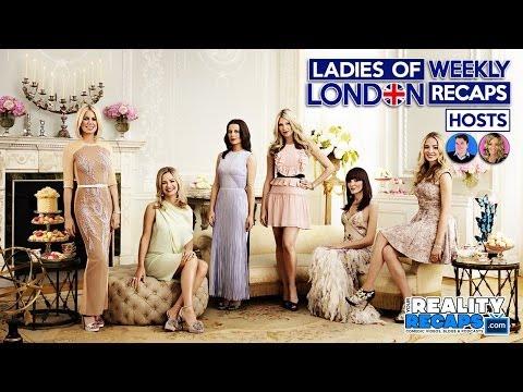 Ladies of London Week 5 Video Recap By BravoTV