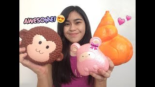 AWESOME! | DHgate Squishy Review Package