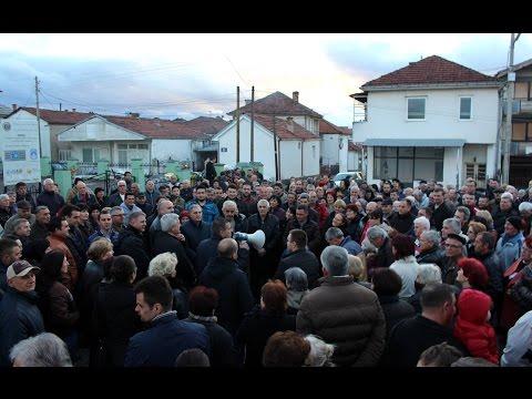 Манчевски во прилепско: Заедно ќе ја вратиме Македониј...