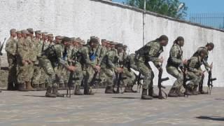 03.06.2017 Присяга срочников на Хортице