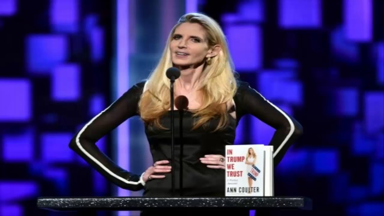 Ann Coulter had to switch seats on a Delta flight. Then came the tirade.