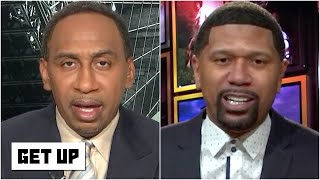 Stephen A. & Jalen Rose react to Michael Jordan laughing off Gary Payton's comments | Get Up