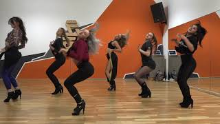 Can get enough - selena gomez ft. j balvin / choreo by katja